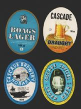 Australia & Tasmania OLD beer labels #053